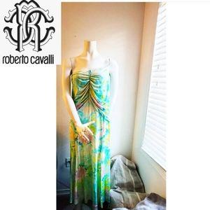 🌟 NWTAuthentic Roberto Cavalli Strapless Dress 🌟